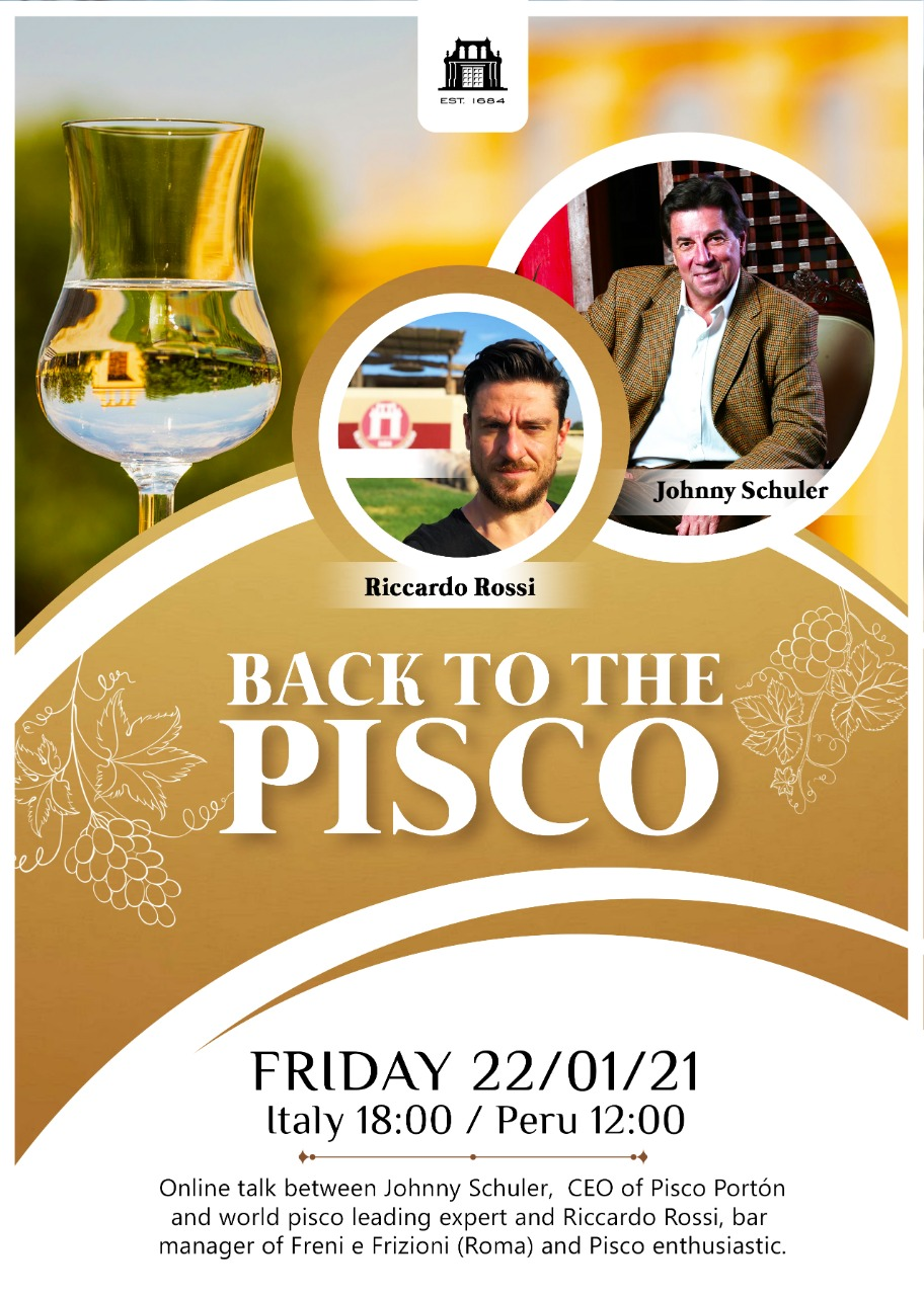 Back to the Pisco